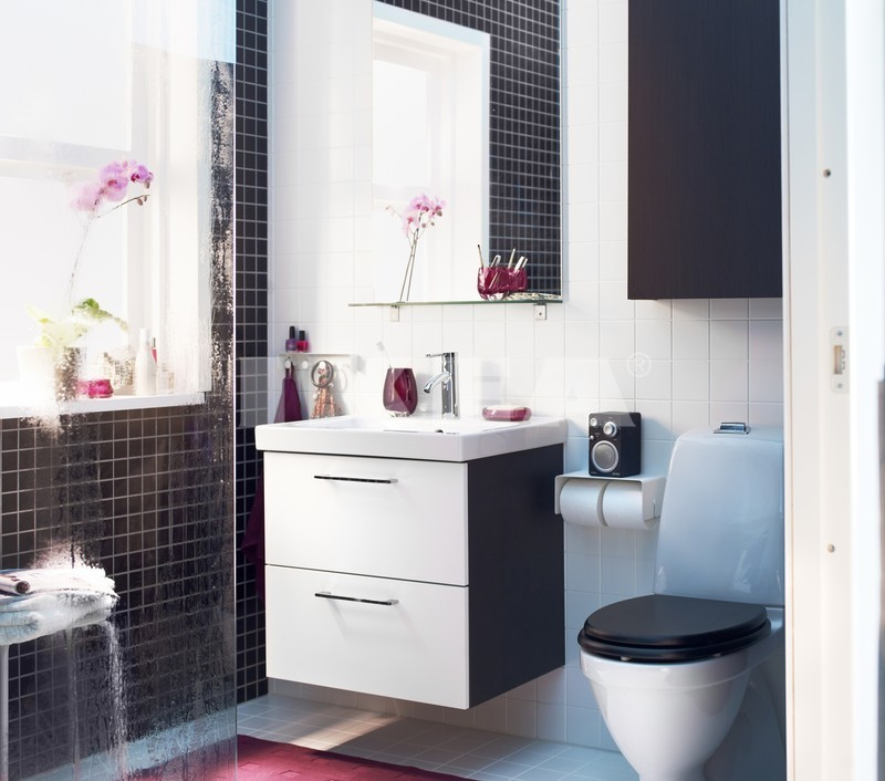 Lovely IKEA Bathroom Vanity Ideas Designs (Image 6 of 10)