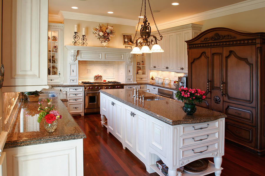 Luxury Tips Kitchen Makeover (Image 3 of 10)