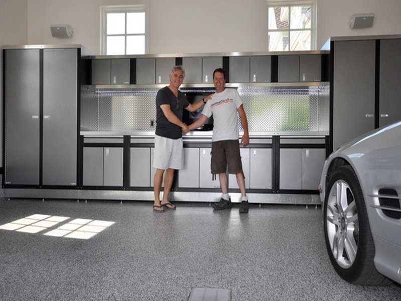 Modern Garage Cabinet Plans Ideas