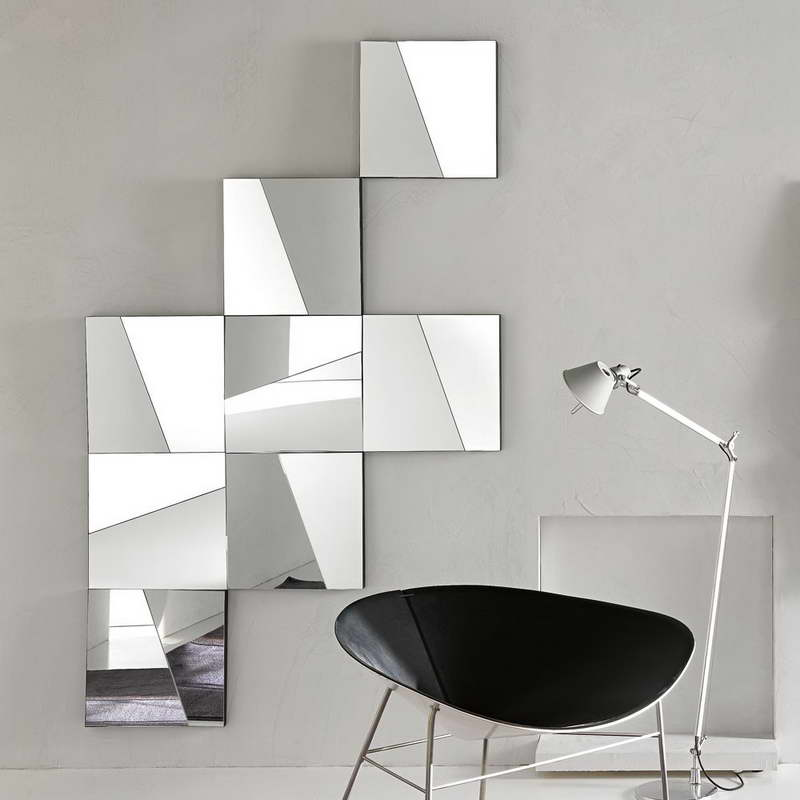 Interior home decor mirrors custom home design for Interior home accents