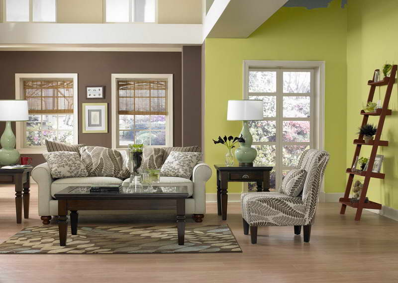 modern living room home decorating ideas cheap image 10 of 10 - Home Decorating