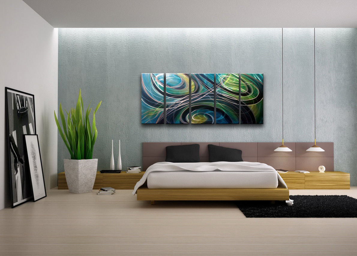 Modern Painting Art For Wall Ideas (Image 12 of 15)