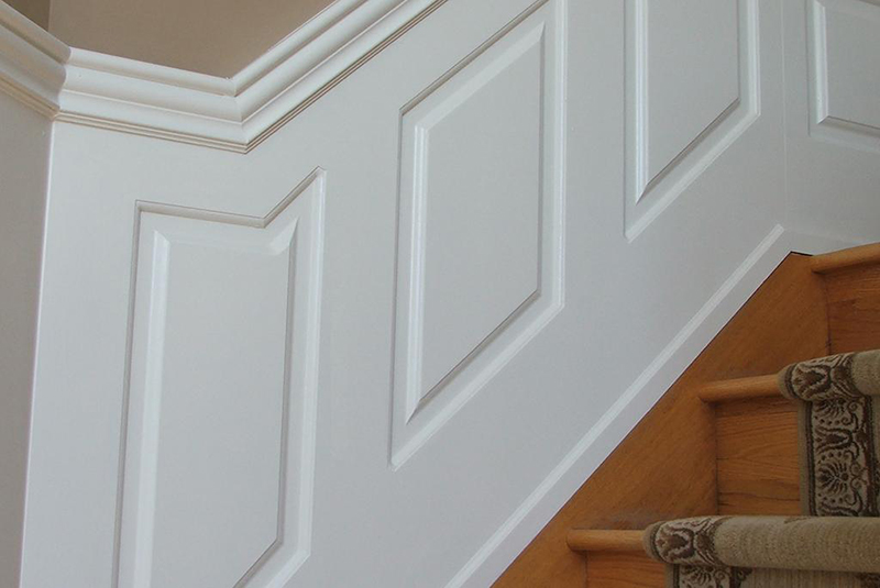 New Jersey Wainscoting America Paneling Ideas (Image 5 of 10)