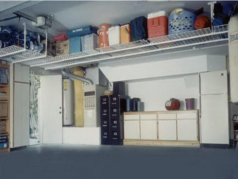 Nice Garage Cabinet Plans Ideas (Photo 8 of 10)