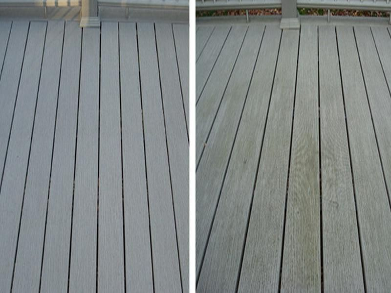 Preventing Mold Trex Decking Problems