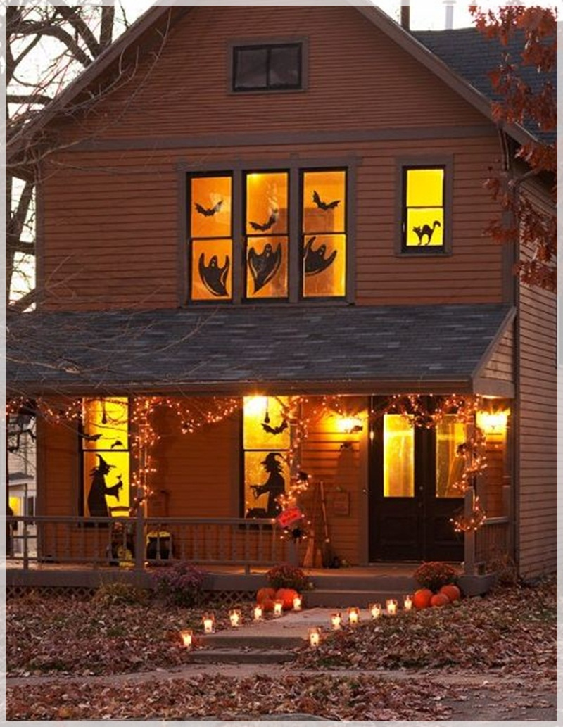 Scary Halloween Decorating Ideas (Image 6 of 10)