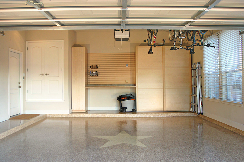 Simple Garage Cabinet Plans Ideas