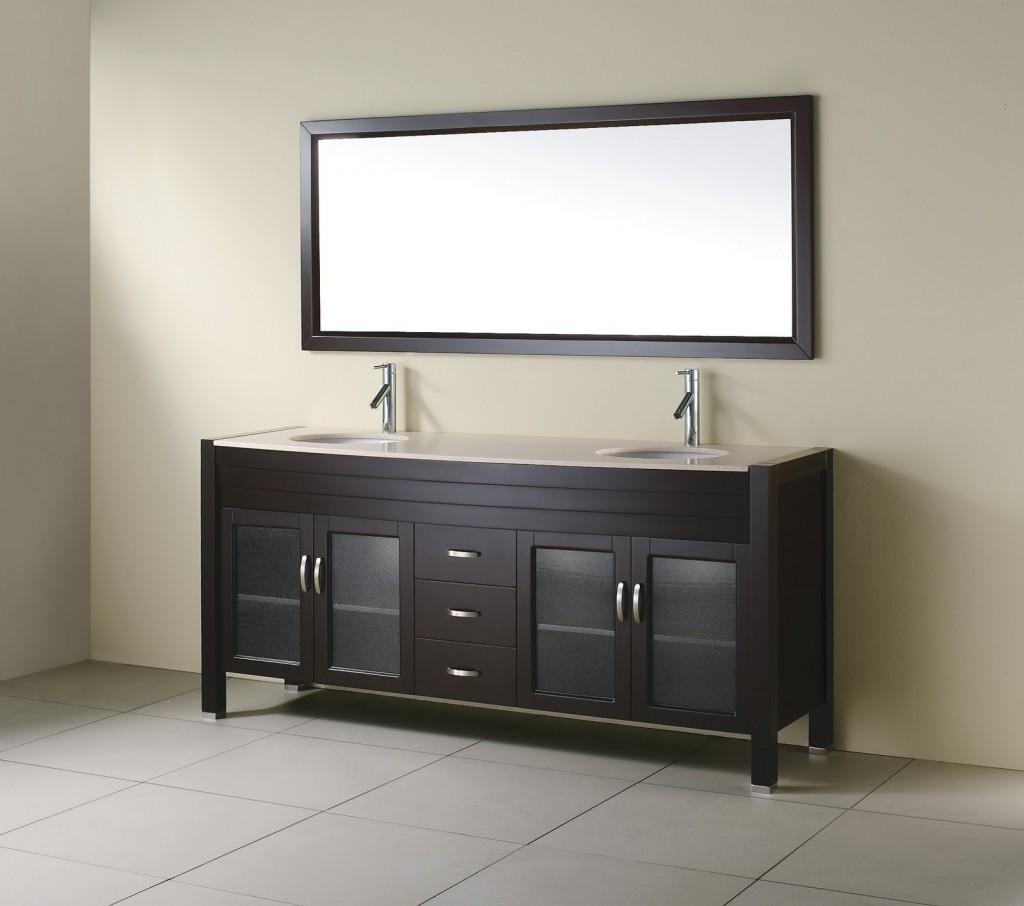 Simple IKEA Bathroom Vanity Ideas Designs (Image 7 of 10)