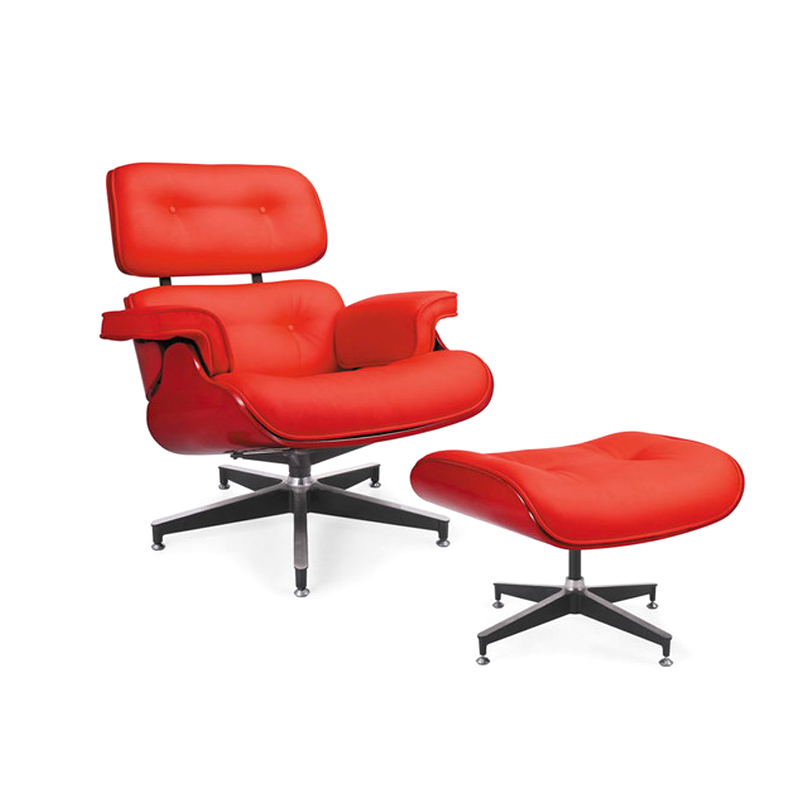 Simple Red Leather Sleeper Sofas (View 9 of 10)