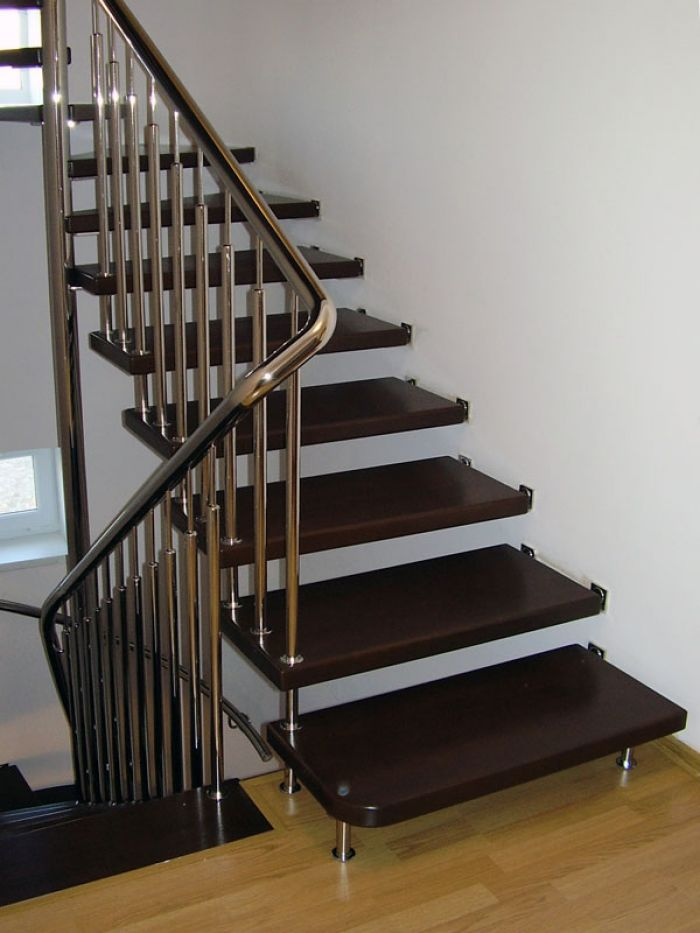 Steel Stair Treads (Image 9 of 10)