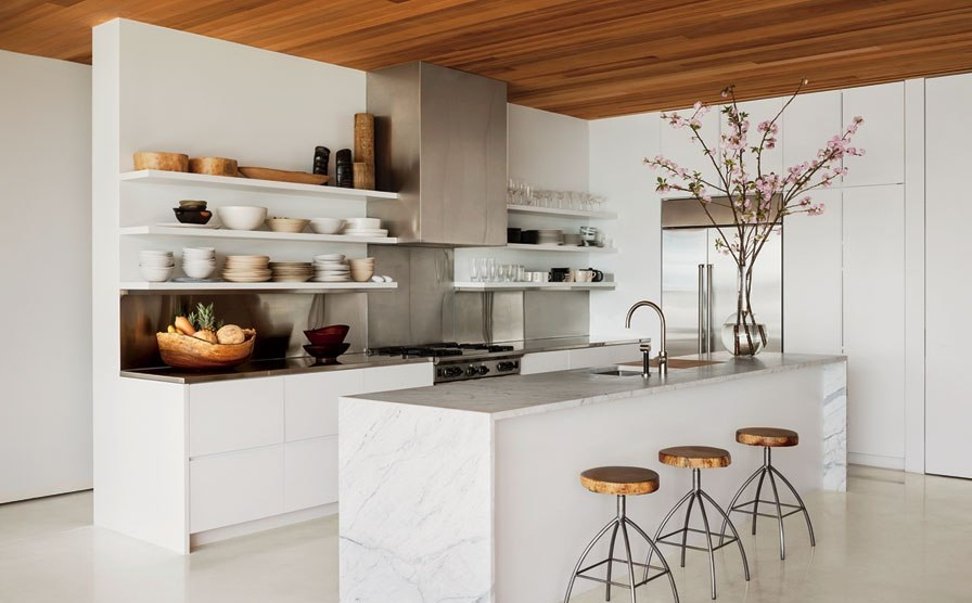 Trendy Minimalist Glass Cabinets (View 6 of 10)