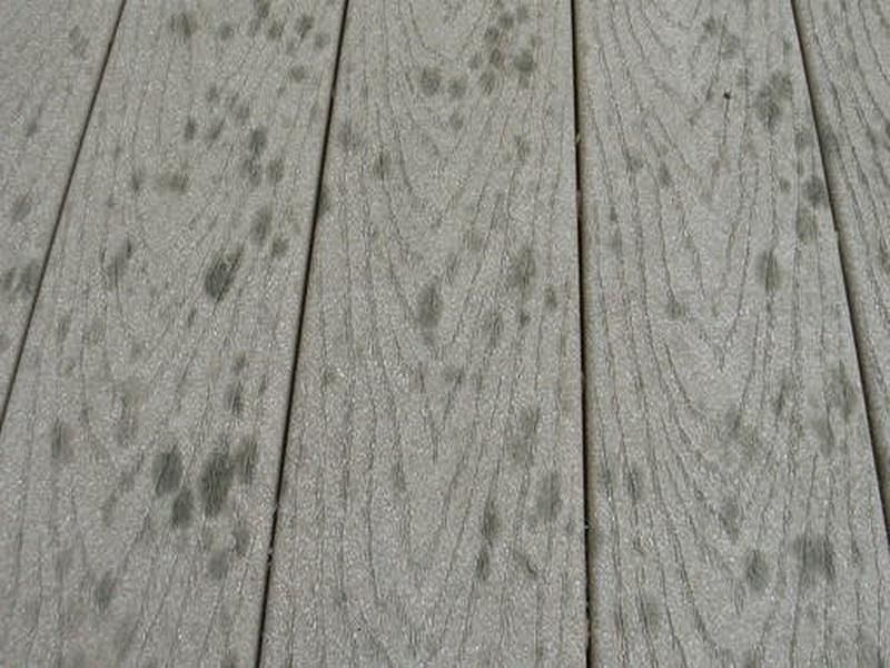 Trex Black Decking Problems (Image 4 of 10)