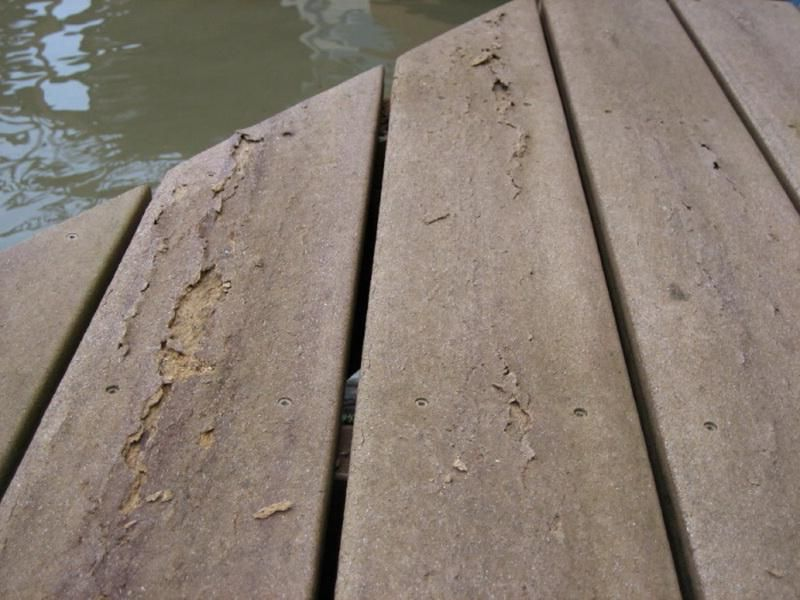 Trex Decking Problems Picture (View 8 of 10)