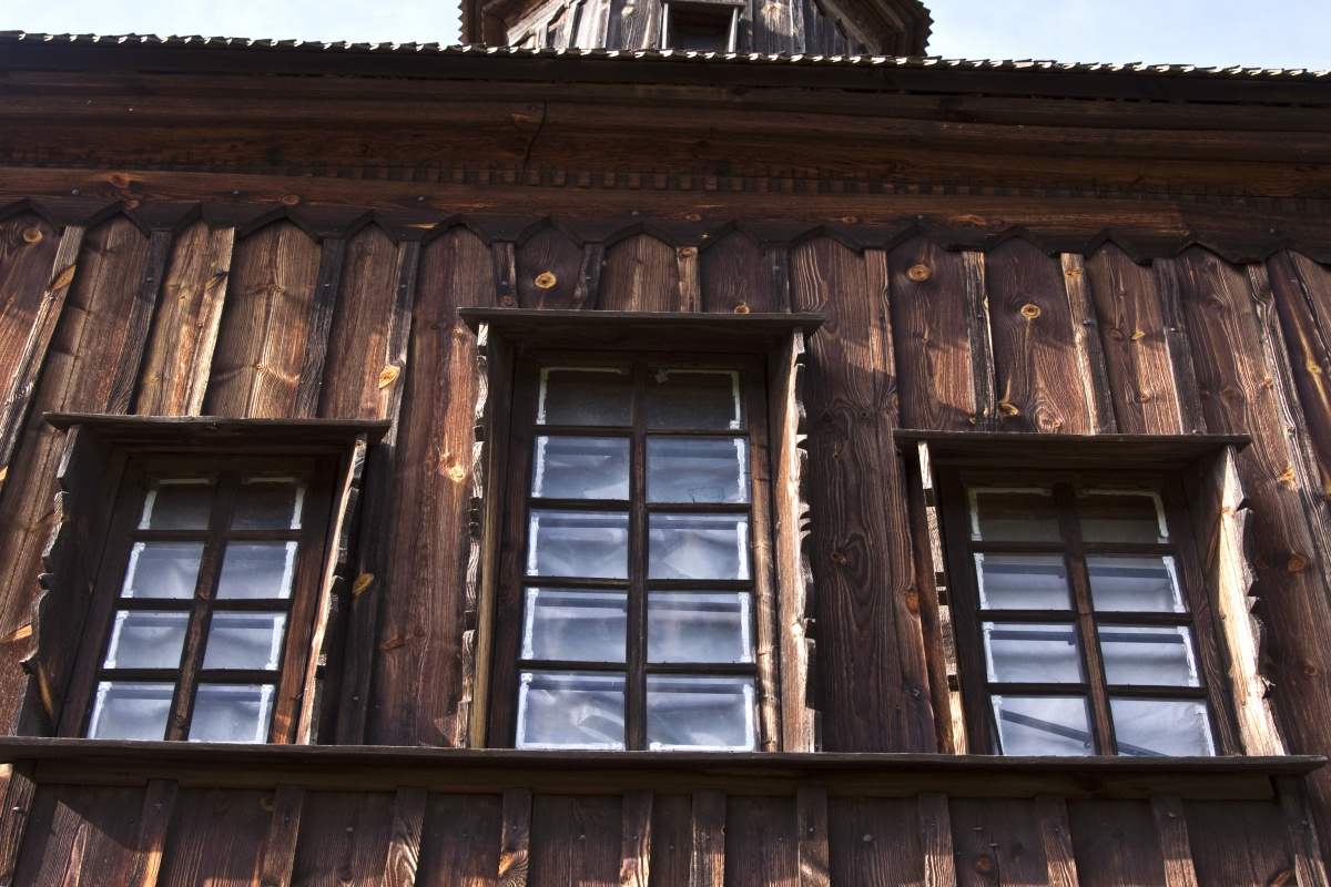 Very Old Windows (Image 7 of 10)