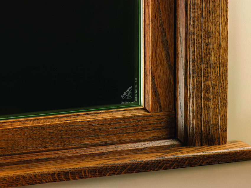 Wood Frame Andersen Replacement Window With Energy Saving Glass (Image 9 of 10)