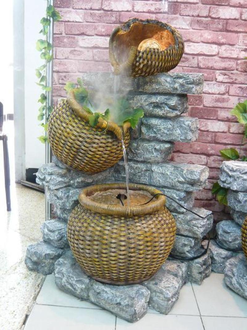 Fountain Water Garden Garden Water