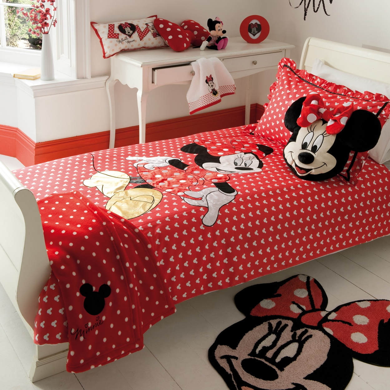 Children Bedroom Mickey Mouse Interior Theme (View 2 of 8)