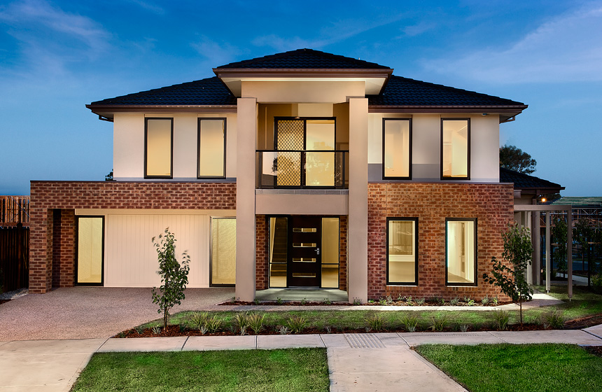 Magnificent Luxury Modern American House Exterior Design 3767 Gallery Photo Largest Home Design Picture Inspirations Pitcheantrous