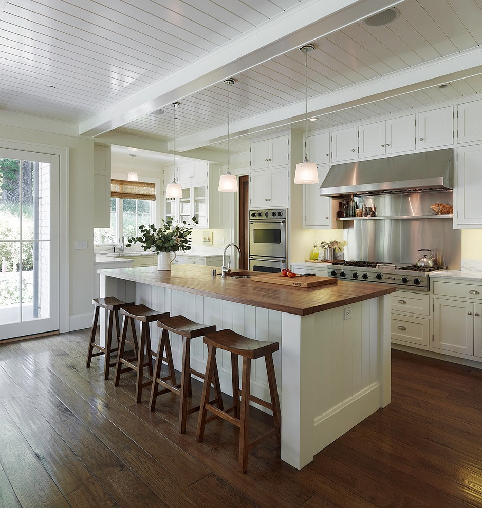 Basic Traditional Kitchen Design (View 13 of 16)