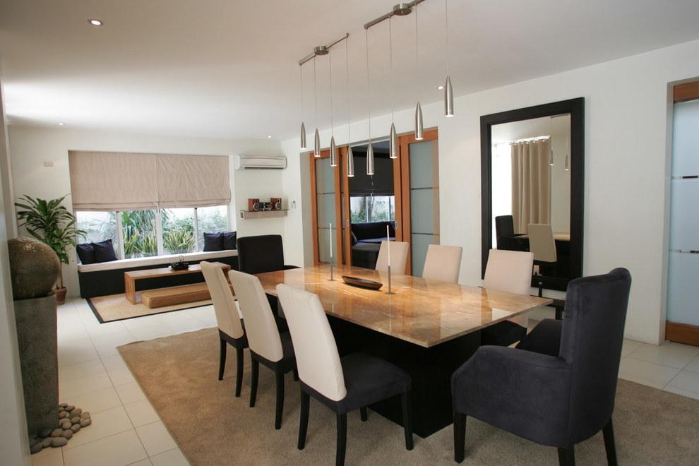 Beautiful Dining Room Lighting (Image 5 of 19)