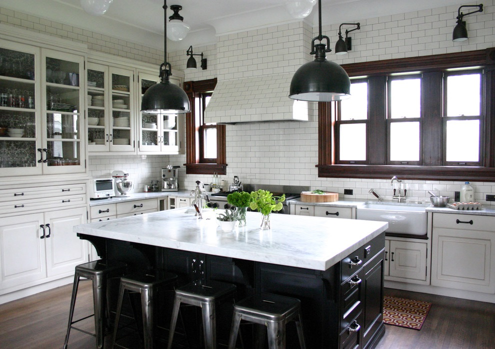 Classic Victorian Kitchen (View 12 of 18)