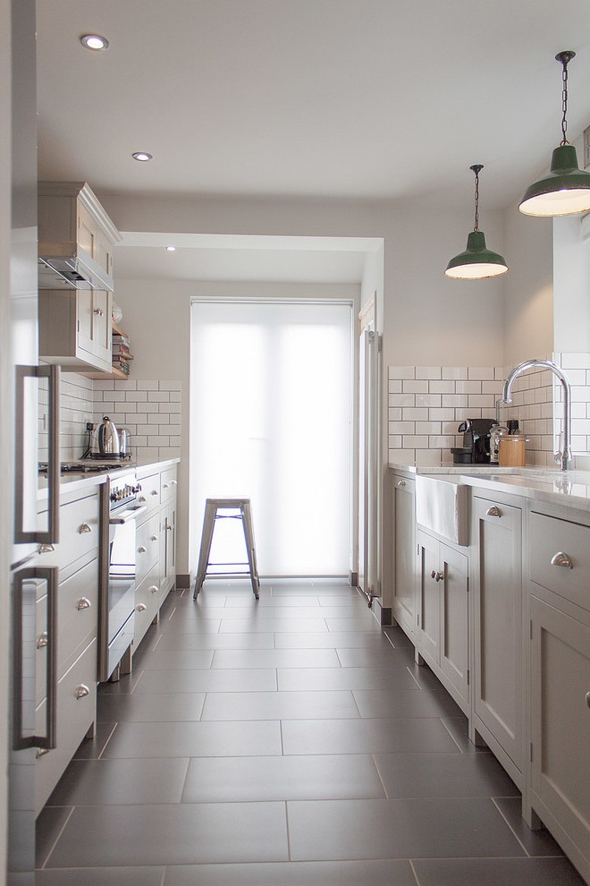 Contemporary Victorian Kitchen (Image 3 of 18)
