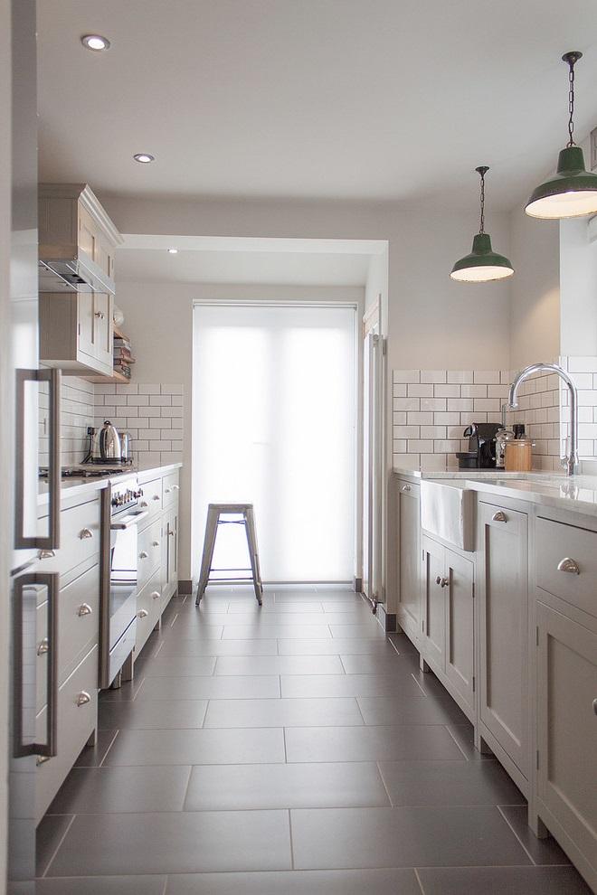 Contemporary Victorian Kitchen