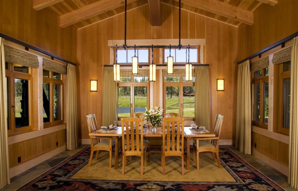 Craftsman Dining Room Lighting Ideas (View 17 of 19)