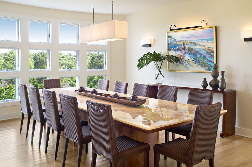 Latest Contemporary Dining Room Lighting (View 11 of 19)