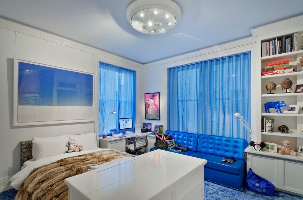 Luxury Girl Bedroom Interior Design