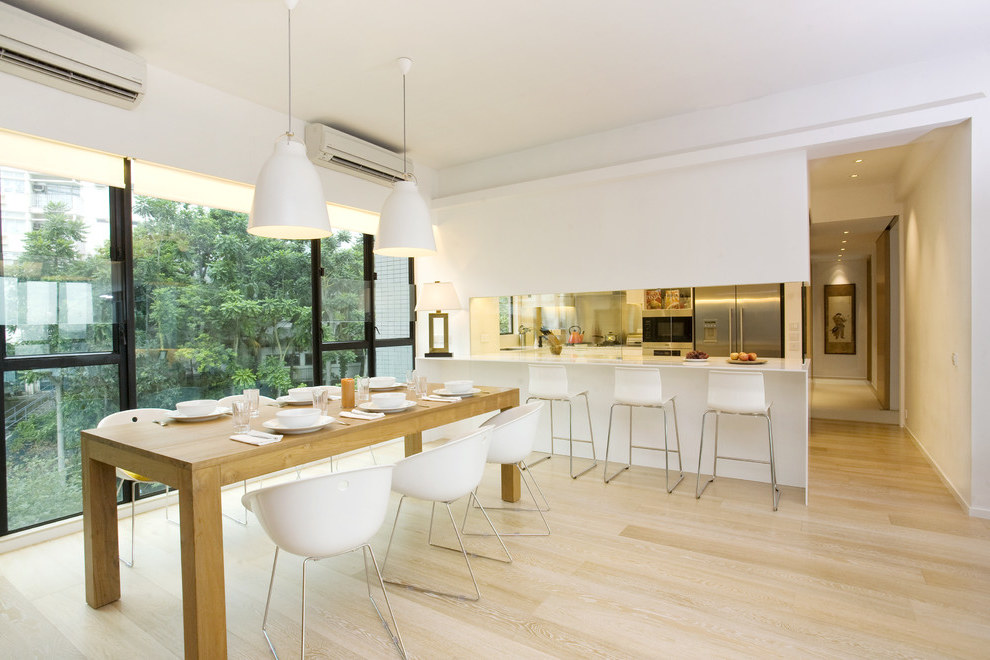 Featured Image of Smart Tips For Futuristic Kitchen Concept That Fits For Small Layout
