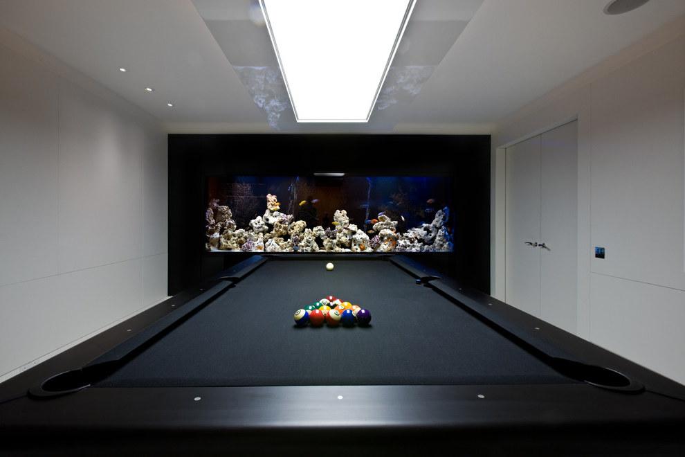 Playroom Interior With Aquarium (View 18 of 21)