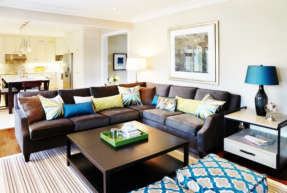 Sofas Choices And Arrangement For Living Room (View 13 of 18)