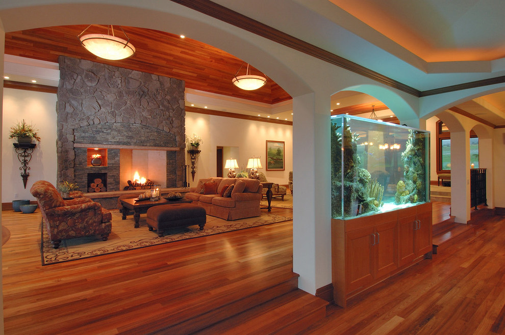 Tanglewood Upstairs Aquarium For Living Room (Image 16 of 21)