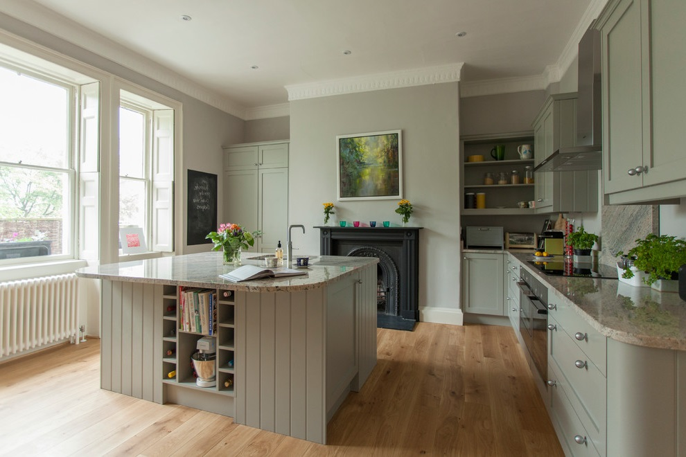 Traditional Victorian Kitchen (Image 12 of 18)
