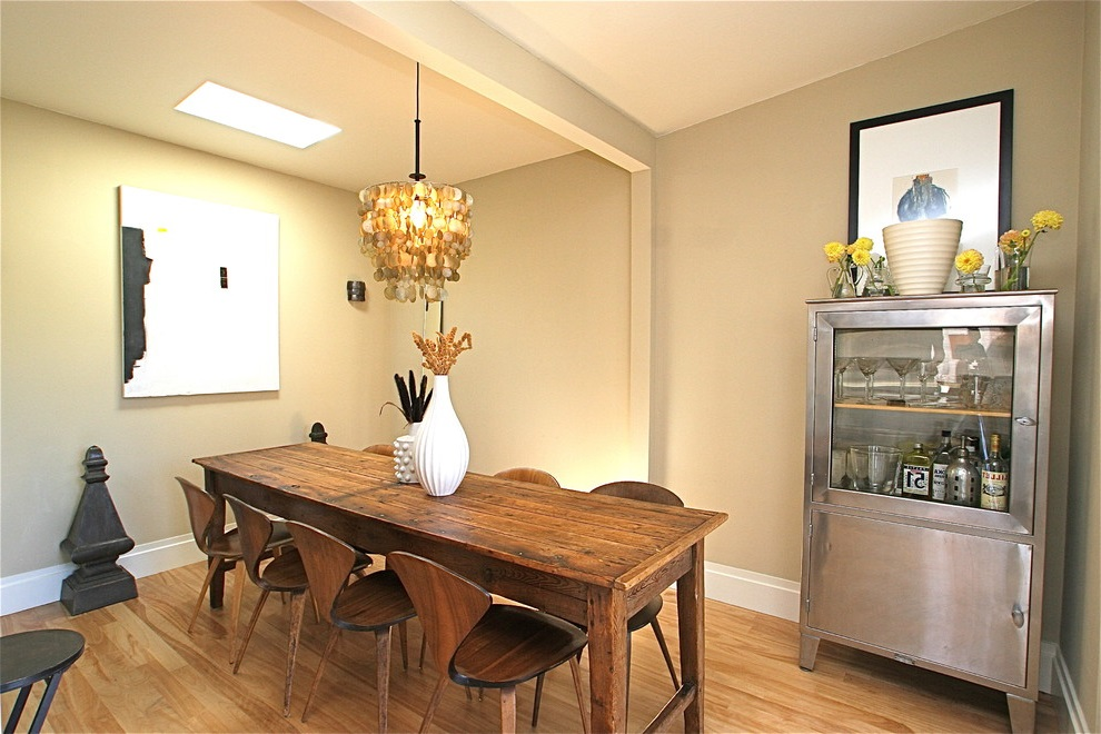 Wooden Dining Room Furniture (Image 17 of 18)
