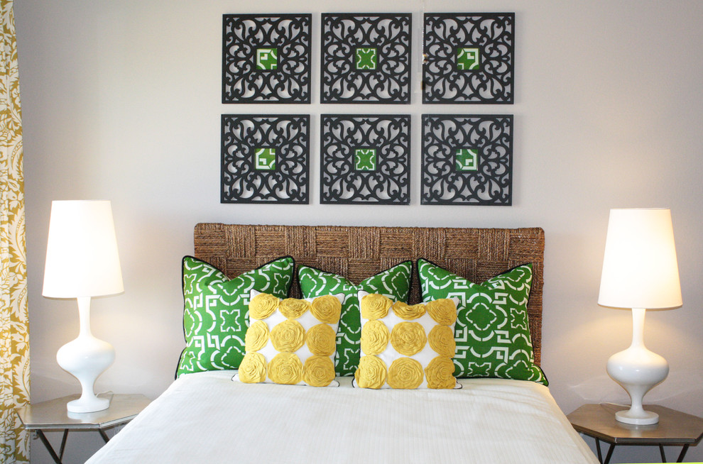 Contemporary Wall Art Decor for Bedroom