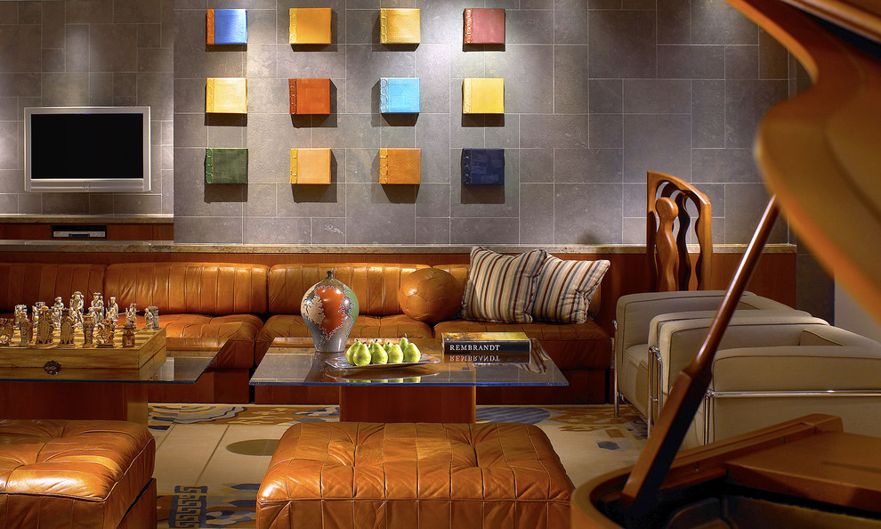 Modern Living Room Wall Art Decor (Image 11 of 15)