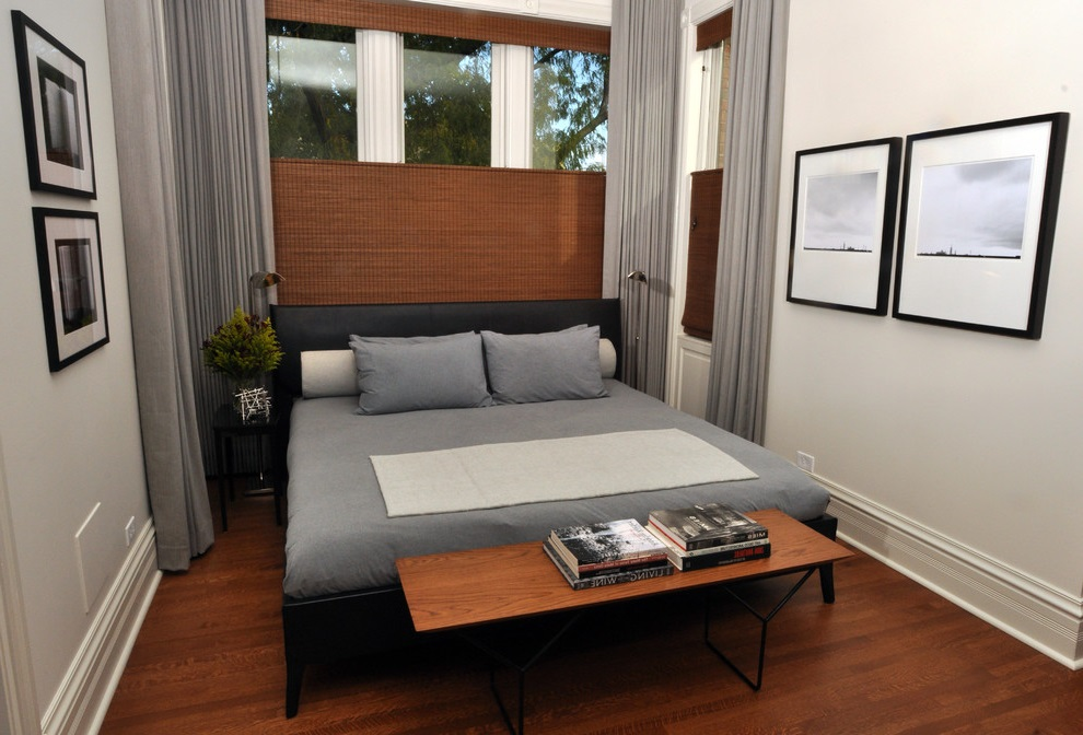 Simple Small Bedroom Color Theme (View 14 of 18)