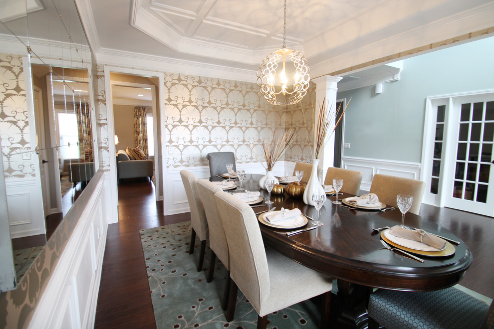 Featured Image of Create A Romantic Dining Room Décor With Your Own Way