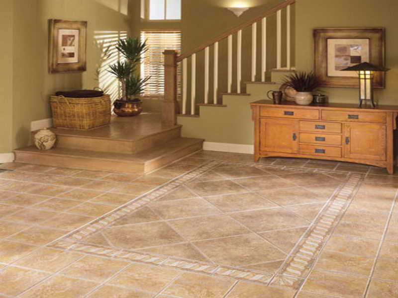 Charming Tile Flooring Ideas For Living Room: Tile Floors To Look Like Wood (Photo  376 Amazing Ideas