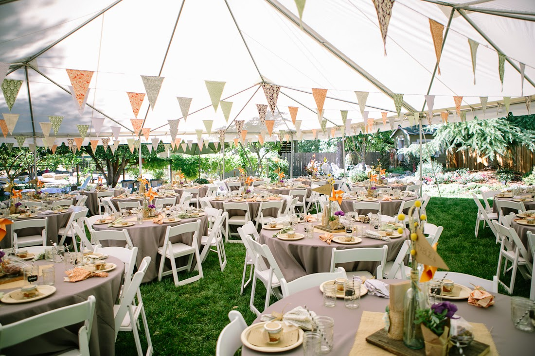 Sparkling Outdoor Evening Wedding Decorations Custom