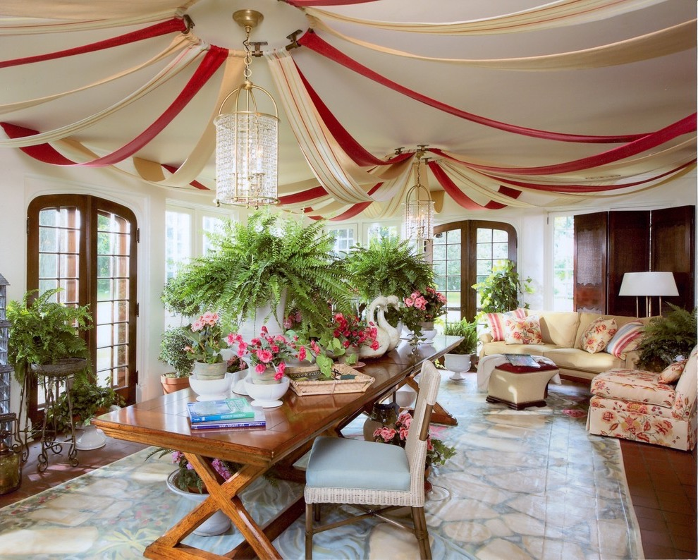 Traditional Living Room Remodel For Wedding Party (Image 14 of 15)