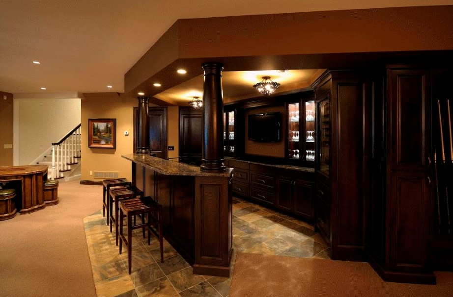Stunning Home Bar Pictures Gallery Gallery   Best Image 3D Home .