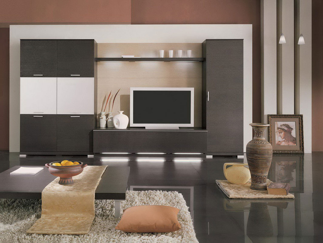 Gray Living Room Floor Idea Also Plush Fluff Area Rug And Low Coffee Table  Design Plus