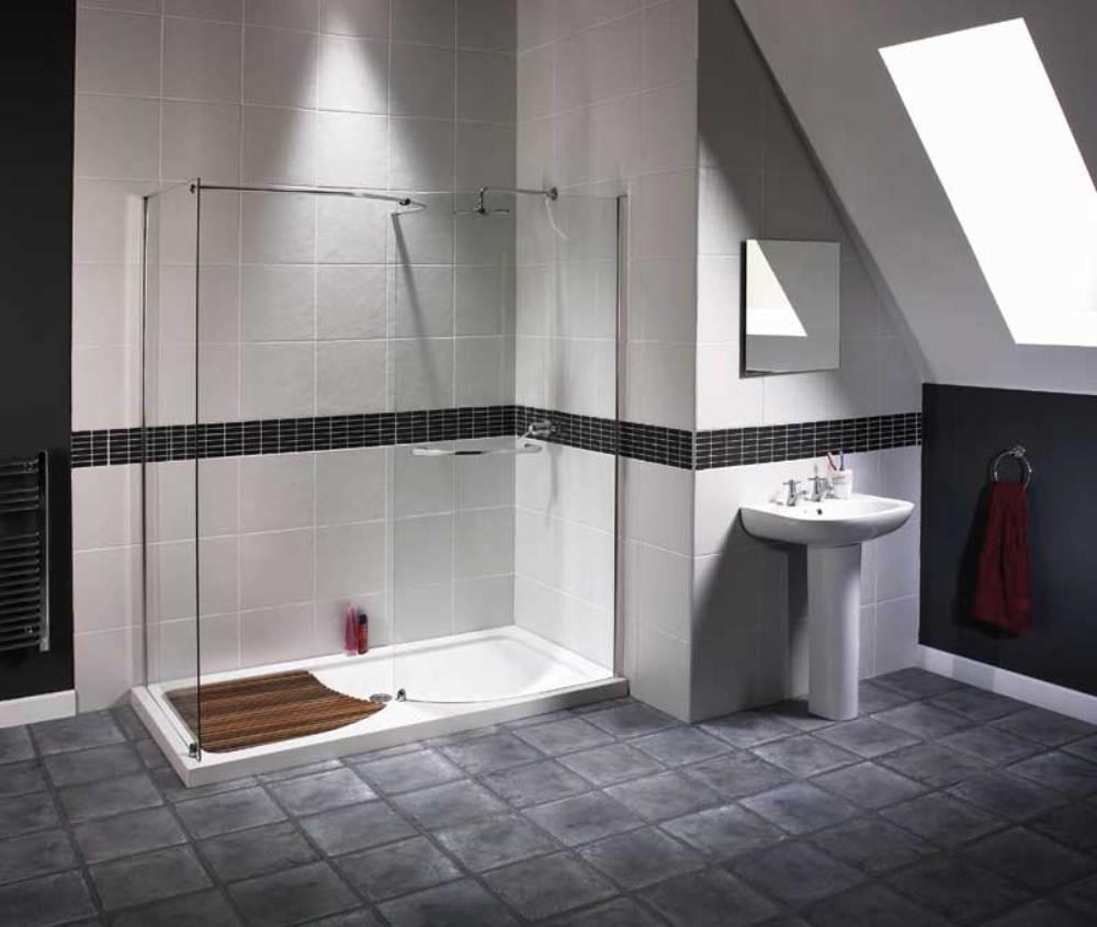 Extraordinary Attic Shower Ideas Images Best Inspiration