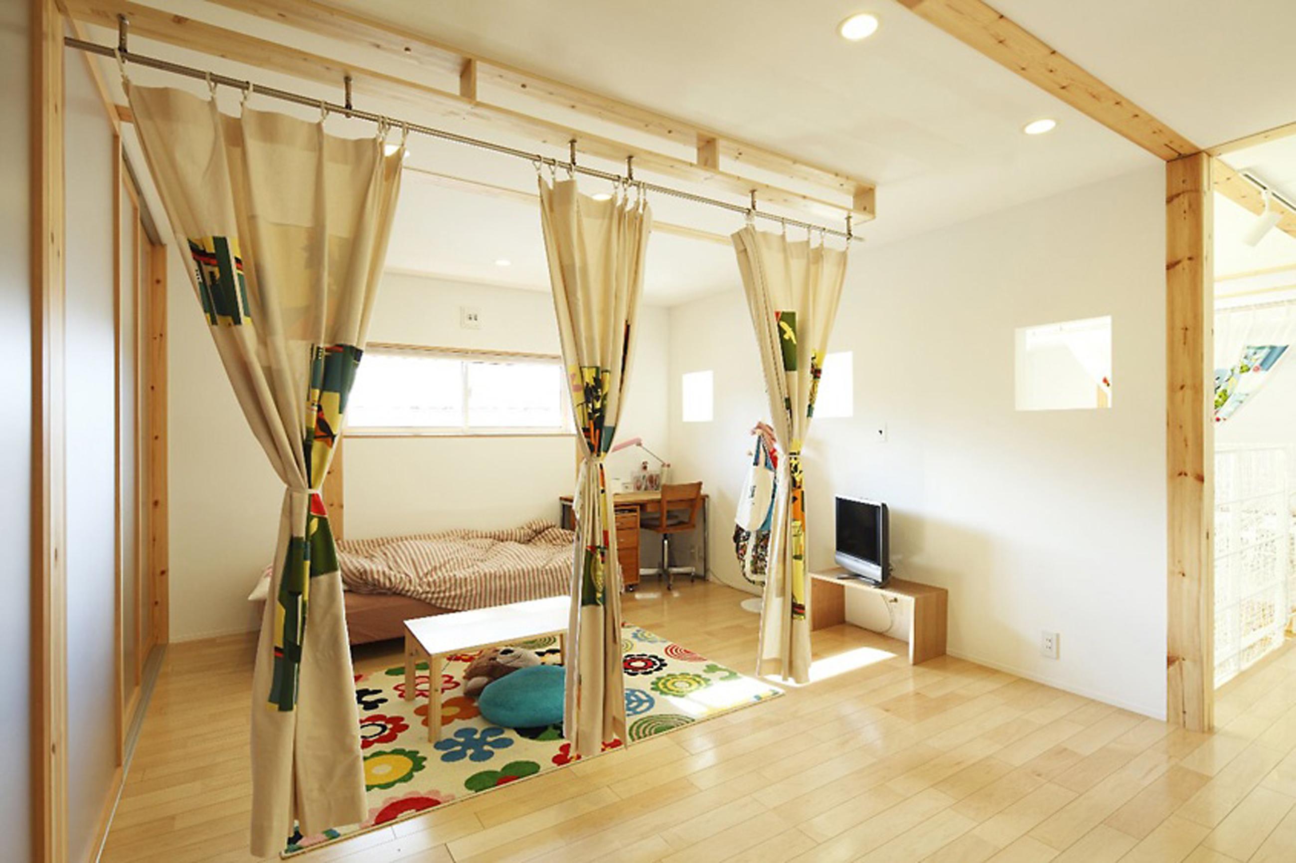 Kids Loft Bedroom (View 12 of 28)