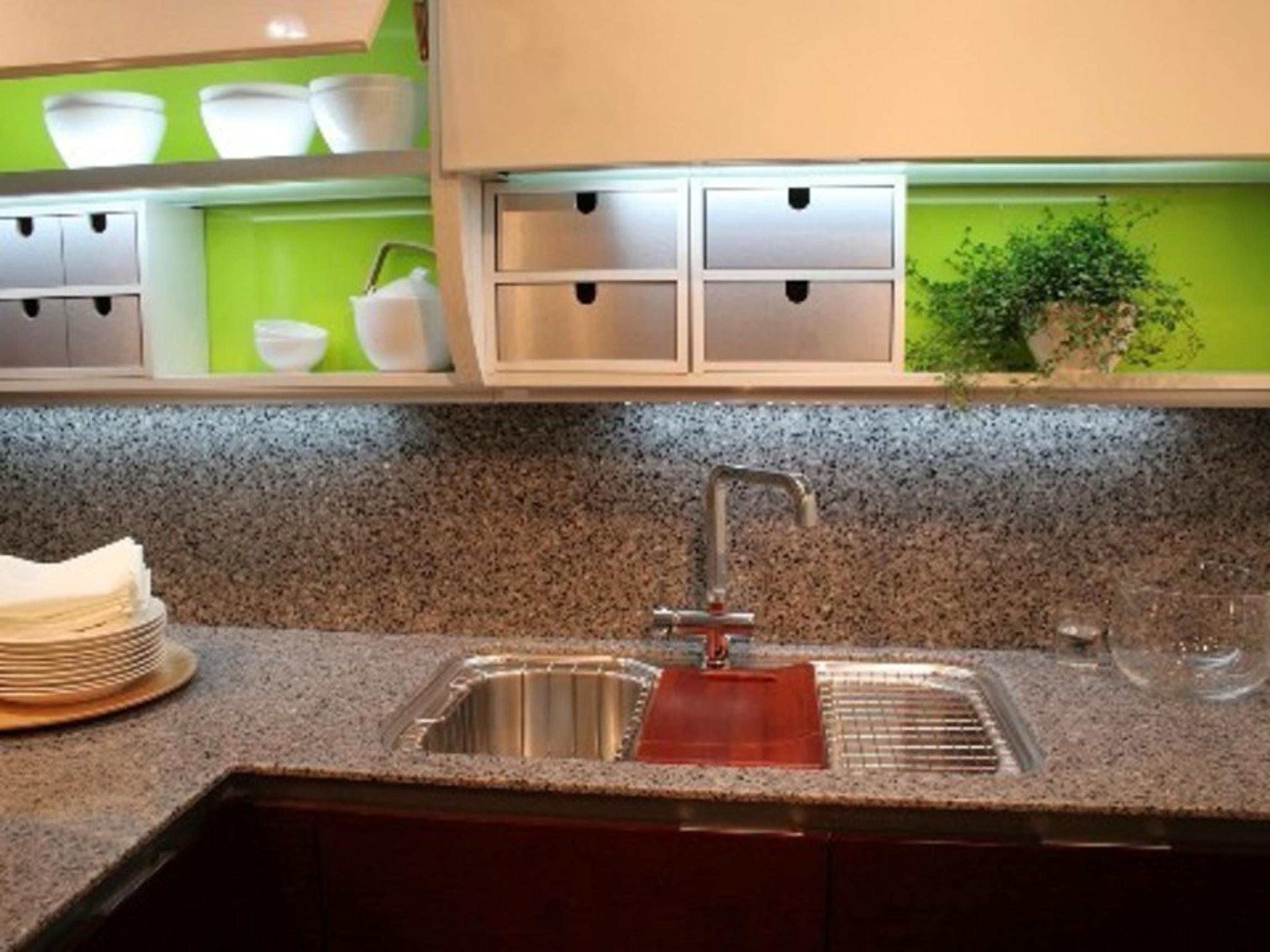 Kitchen Backsplash Tile Decoration For Your Kitchen Interior (Image 1 of 38)