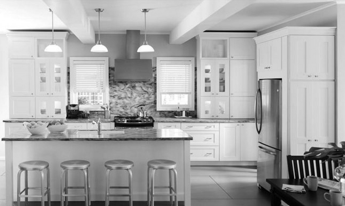 Kitchen Appliance Packages Home Depot Quartz Tile Kitchen Floor White Kitchen Cabinet Home Depot Marble Countertop Hanging Lamp Kitchen Cabinet Home Depot With Seating Dining Table Cooke (Image 12 of 38)
