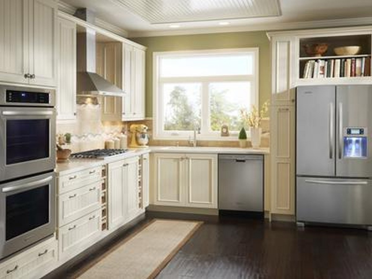 Kitchen appliance trends 2017 custom home design for Kitchen cabinet packages
